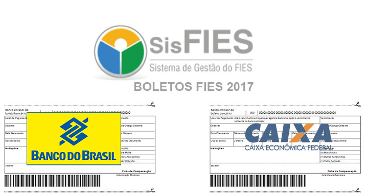2ª Via Boleto FIESBanco do Brasil