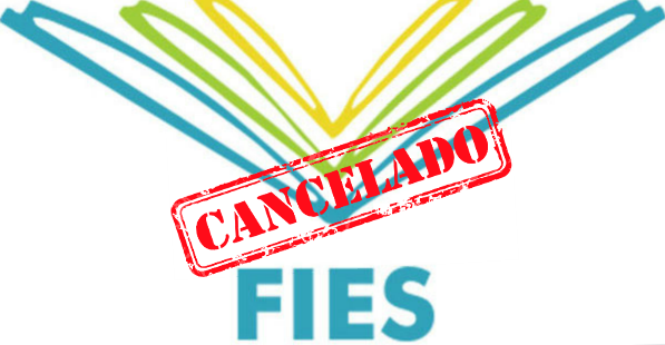 Cancelamento FIES 2022