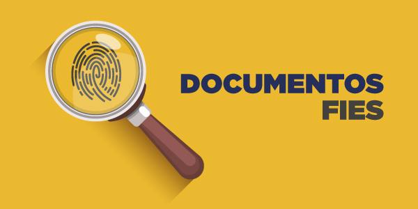 Documentos FIES 2022
